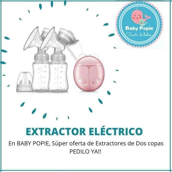 Extractor Eléctrico Doble Bubee - 0