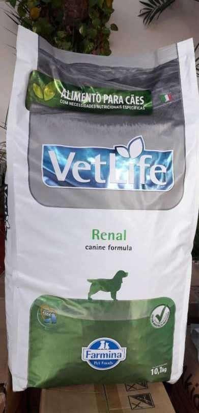 Vetlife renal para perros - 0