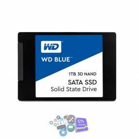 Ssd sata3 1tb western digital wds100t2b0a blue