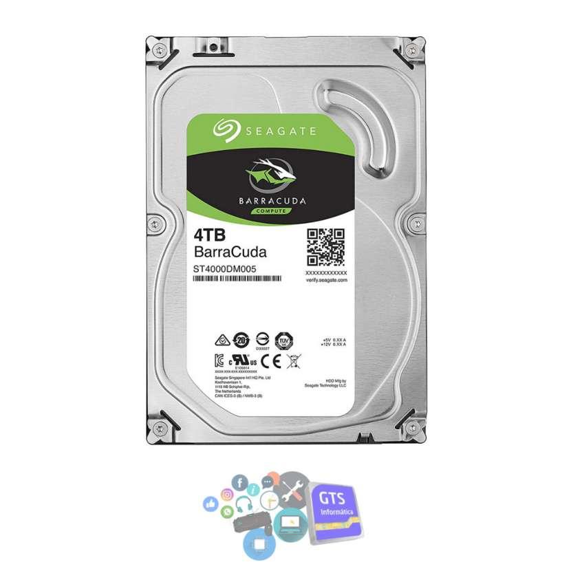 Disco duro 4 tb seagate 5400 64mb - 0
