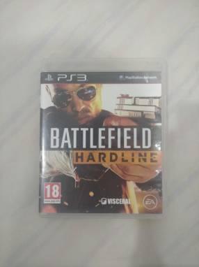 Battlefield Hardline para PS3