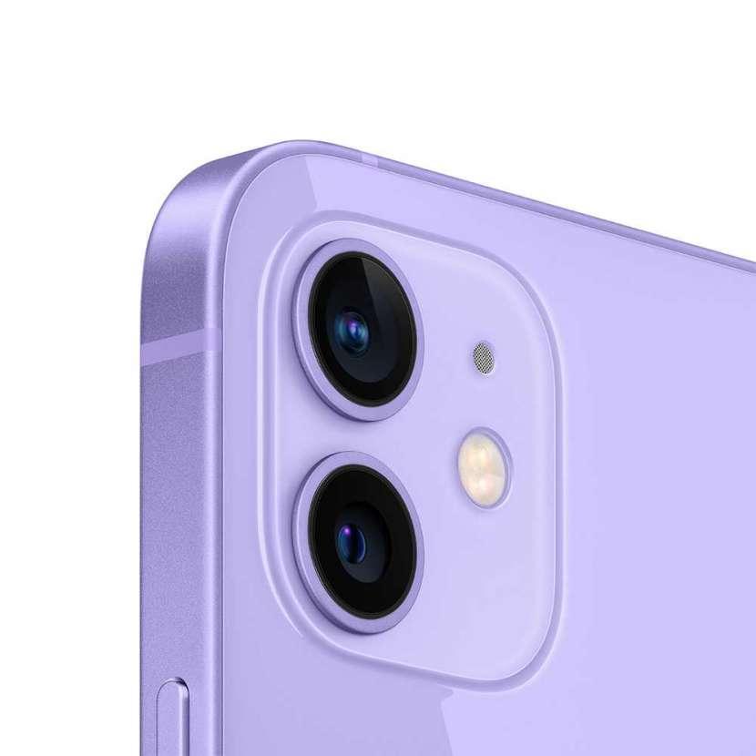 iPhone 12 lila 128gb - 0
