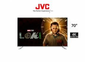 Televisor 70 pulgadas JVC 4K Smart