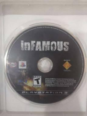 inFAMOUS para PS3