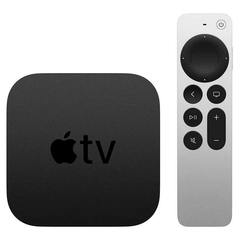 Apple tv 2021 4K 32gb y Siri remote MXGY2LL/A - 0