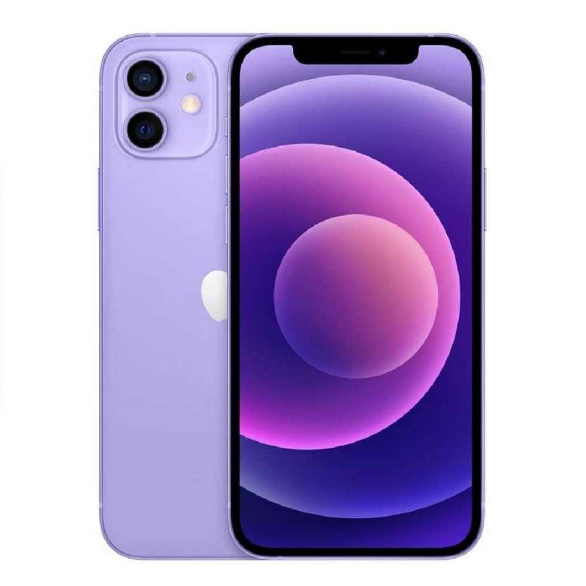 iPhone 12 lila 128gb - 1