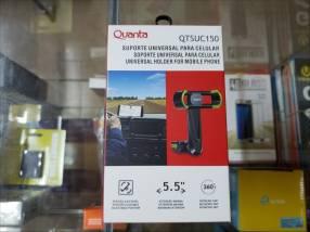Soporte de celular para vehículo Quanta rejilla de aire
