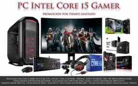 PC Gamer Intel Core i5 GTX1660