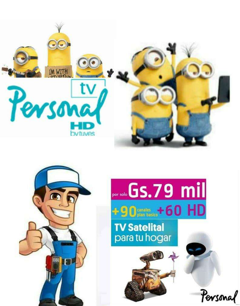 Personal TV HD - 0