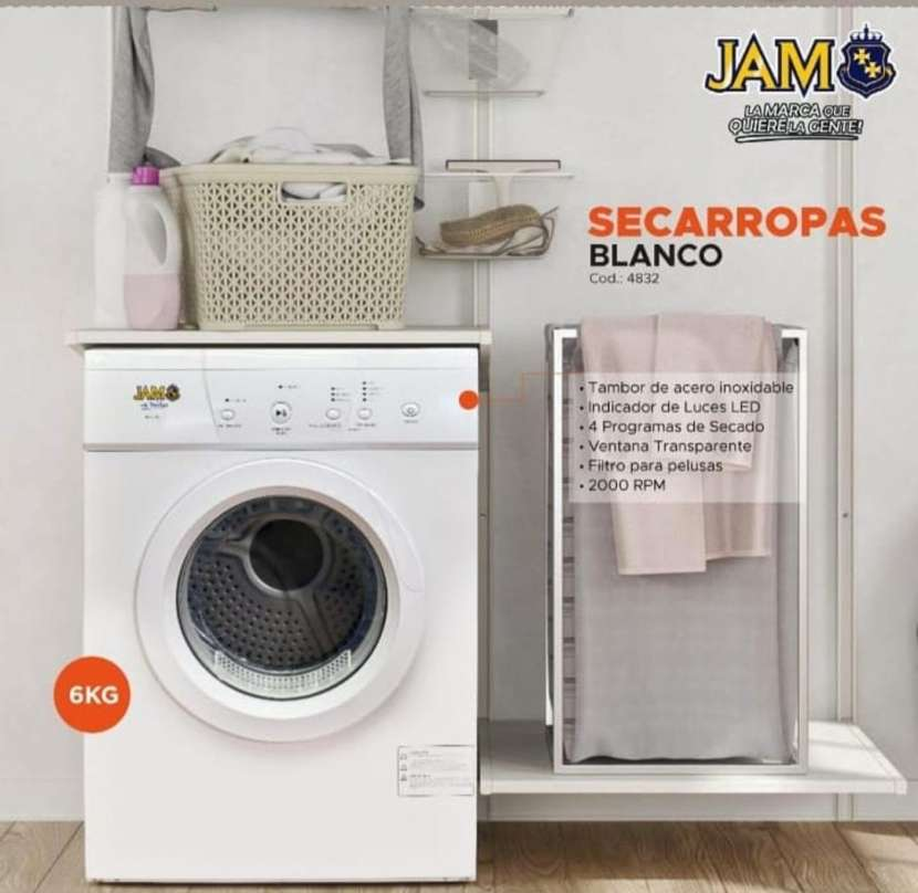 Secarropas JAM - 0