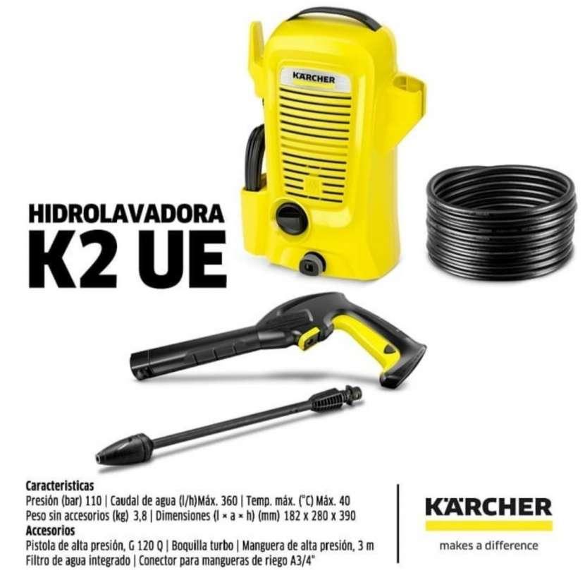 Hidrolavadora K2 UE - 0