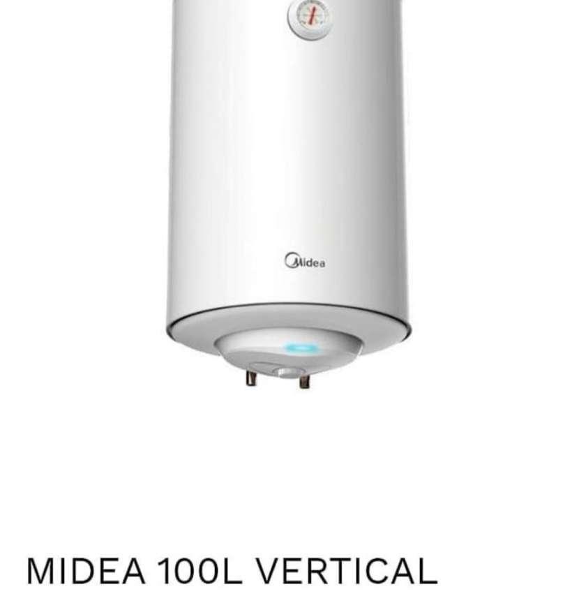 Termocalefón de 100L vertical - 0