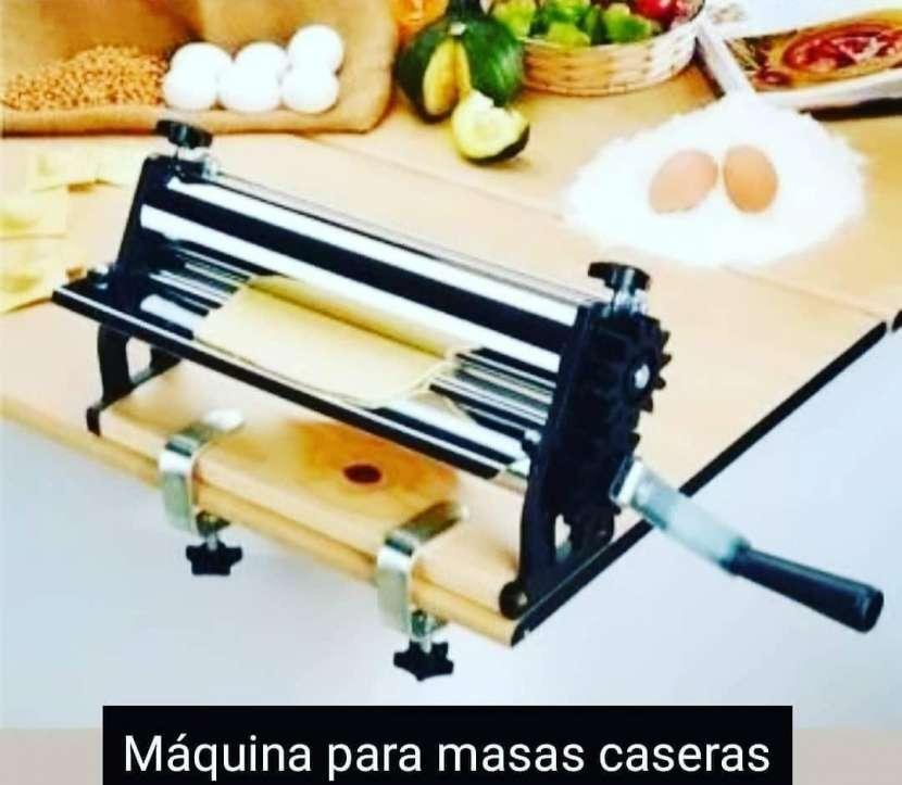 Máquina para masas caseras - 0