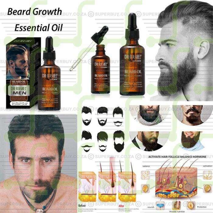 Beard Oil De Dr Rashe - 0