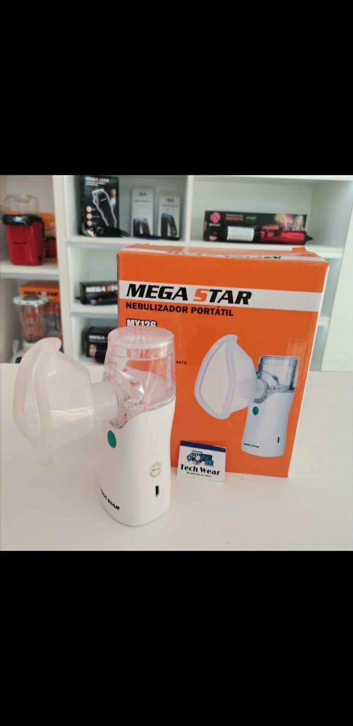 Nebulizador portátil Mega Star - 0