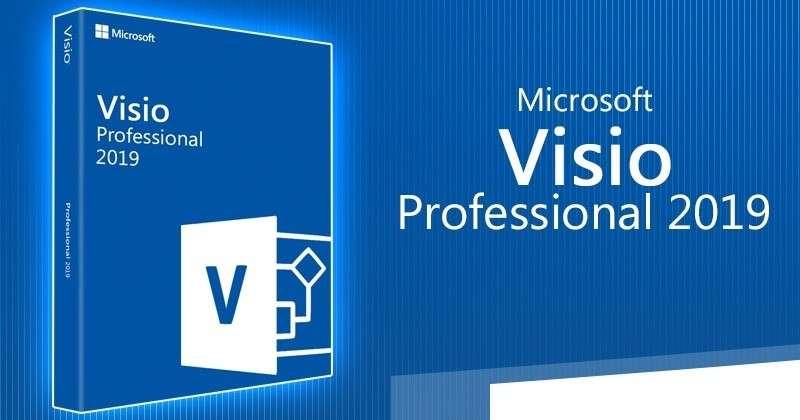 Microsoft Visio professional 2019 - 1