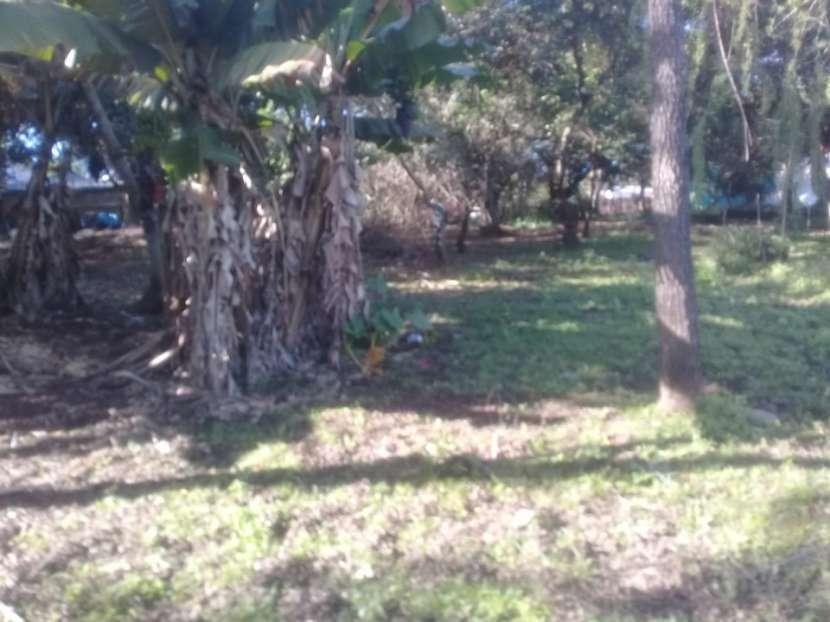 Terreno de 8.900 m2 Salinas San Antonio fondo con arroyo guazú - 0