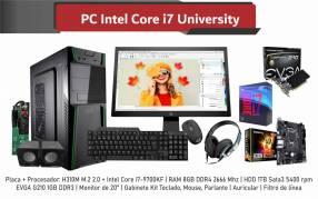 PC Intel Core i7 University