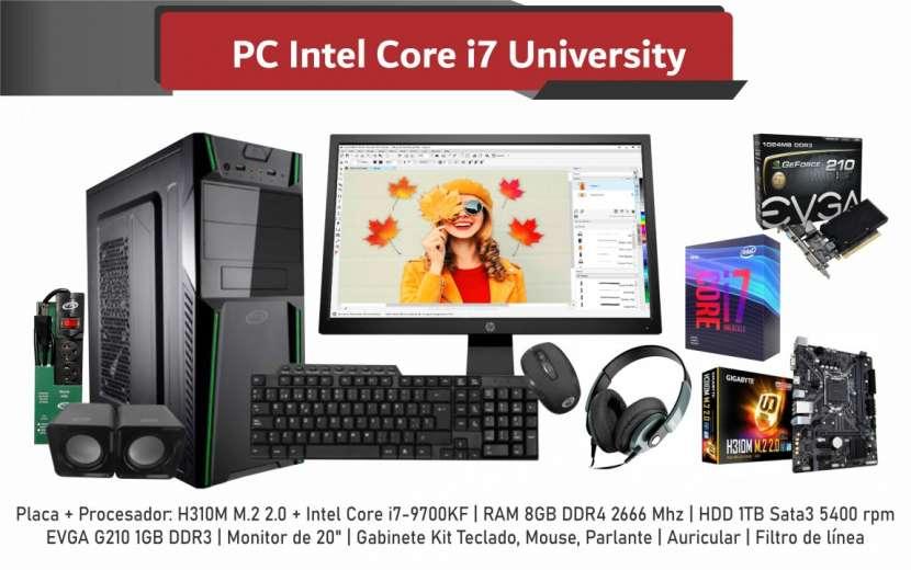 PC Intel Core i7 University - 0