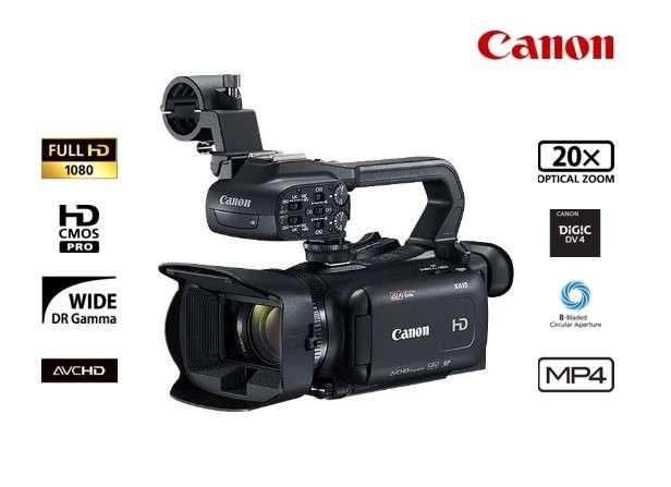 Filmadora Canon XA15 Full HD - 0