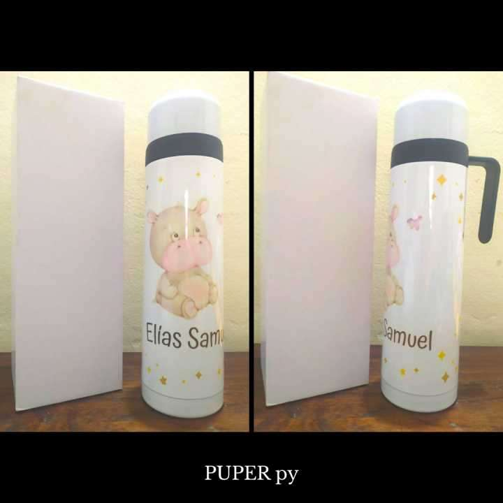Termos de 1/2 y 1 litro personalizados - 2
