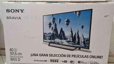 Smart TV Sony 40 pulgadas - 0