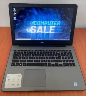 """Dell 5567 Intel i5 15.6"""" SSD"""