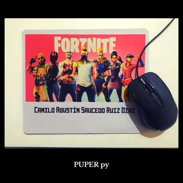 Mouse pad personalizados - 7