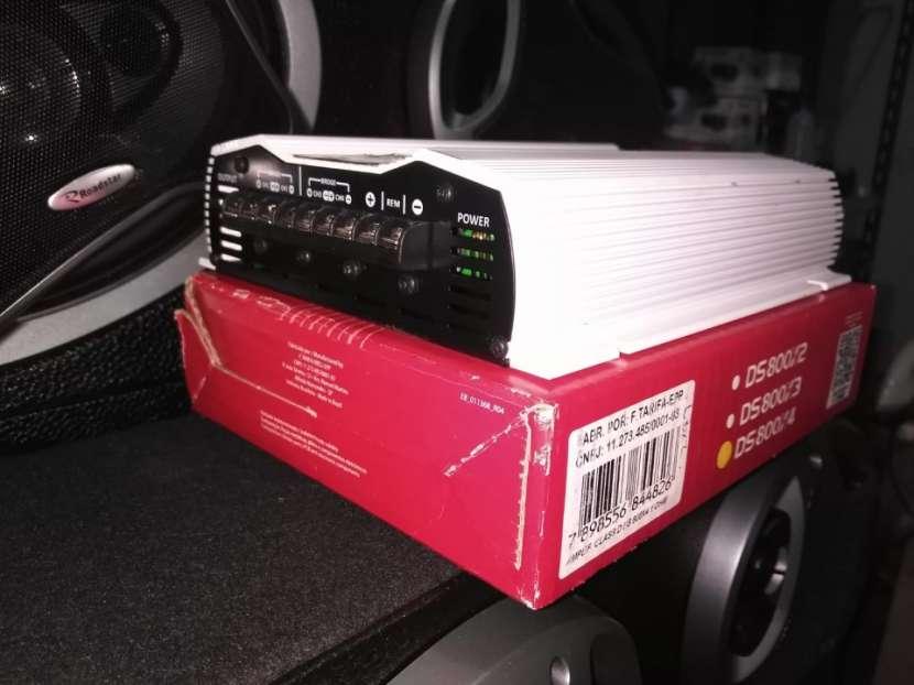Amplificador Taramps 800x4 1ohm - 3
