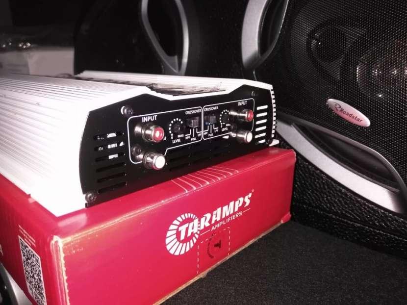 Amplificador Taramps 800x4 1ohm - 0