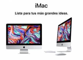 iMac i5 SSD 256 GB