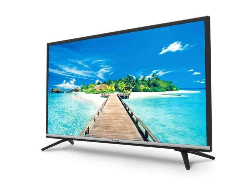 "TV LED Aiwa AW-55B4K 55"" UHD 4K Smart - 0"