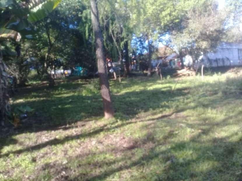 Terreno de 8.900 m2 Salinas San Antonio fondo con arroyo guazú - 1