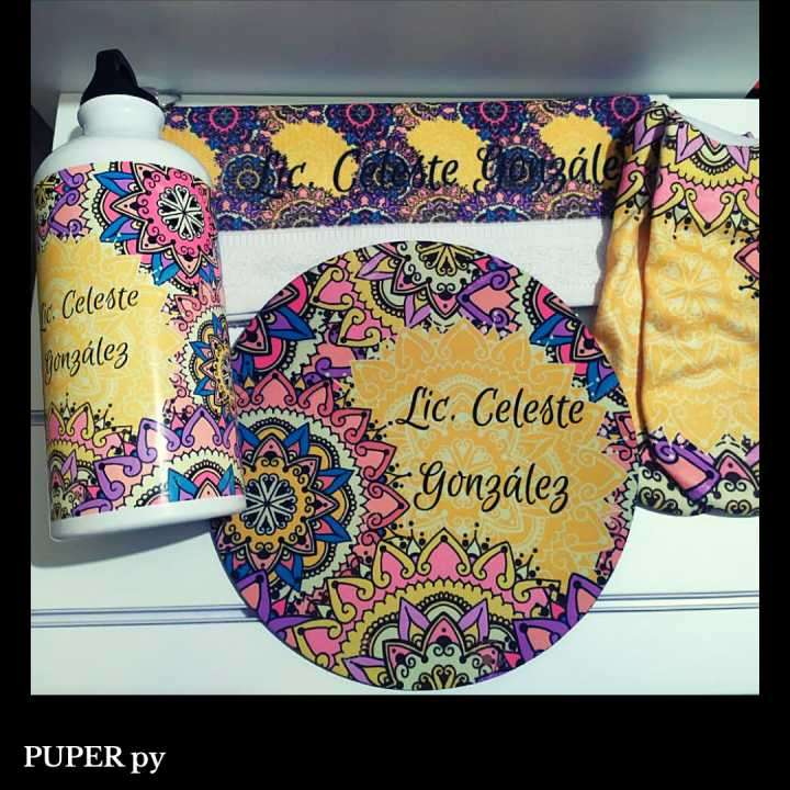 Mouse pad personalizados - 4