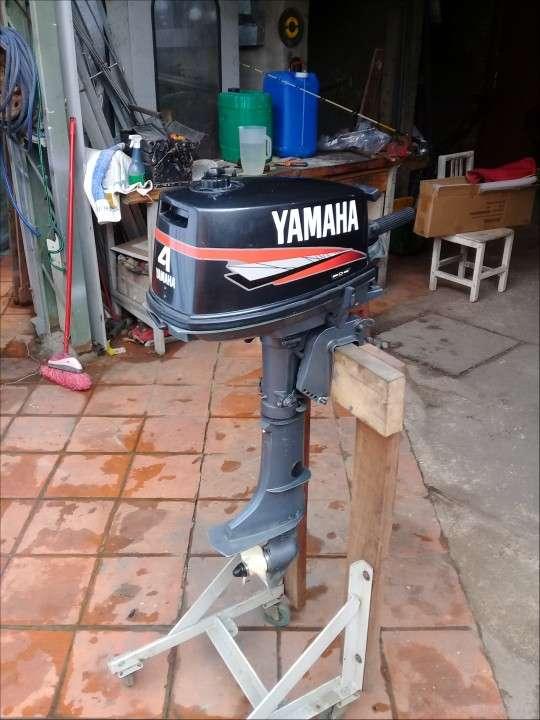 Fuera de Borda Yamaha 4 HP - 0