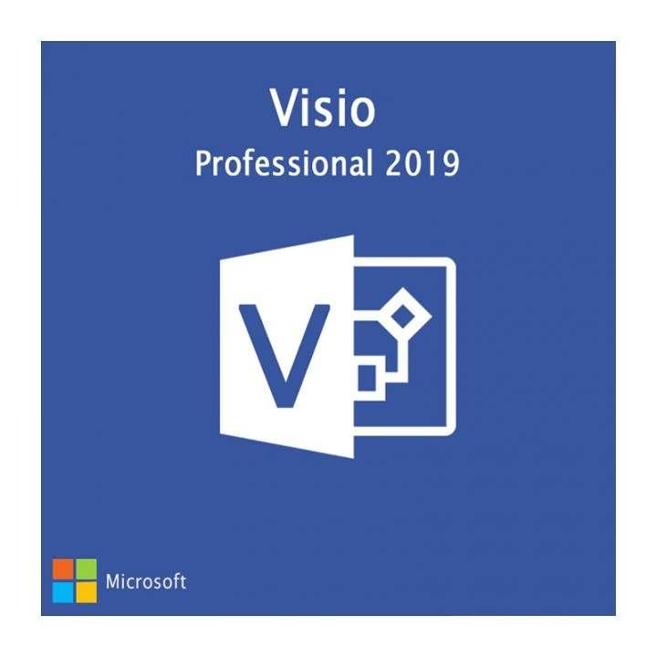 Microsoft Visio professional 2019 - 0