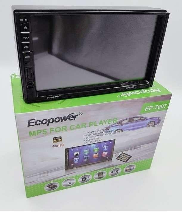 Autoradio Ecopower con pantalla táctil de 7 pulgadas - 2