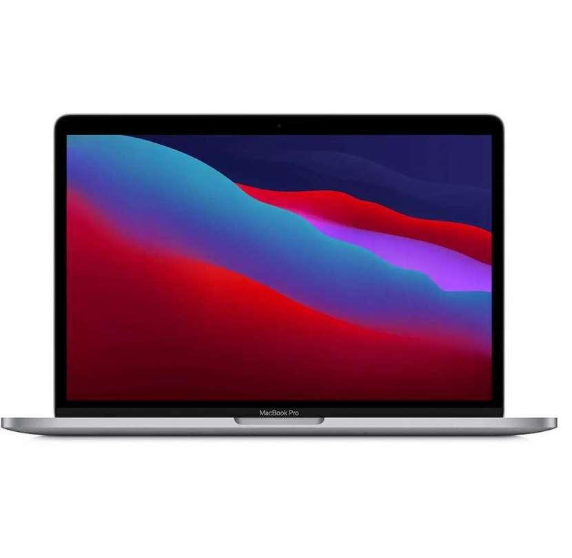 Nb macbook pro m1/8gb/256ssd 2020 silver myda2ll/a - 2