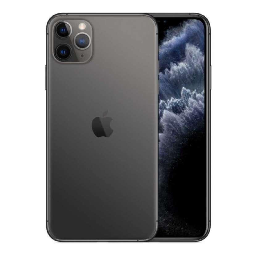 iPhone 11 Pro Max 64 gb negro - 2