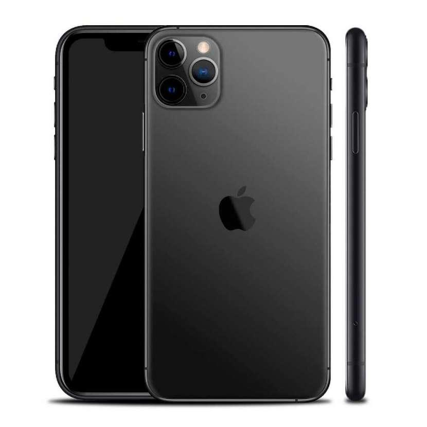 iPhone 11 Pro Max 64 gb negro - 0