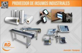 Proveedor de productos y servicios industriales