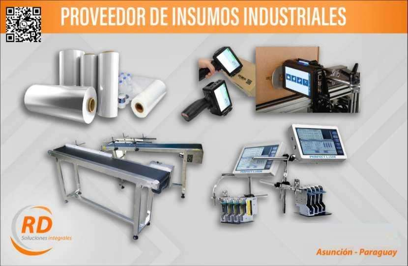 Proveedor de productos y servicios industriales - 0