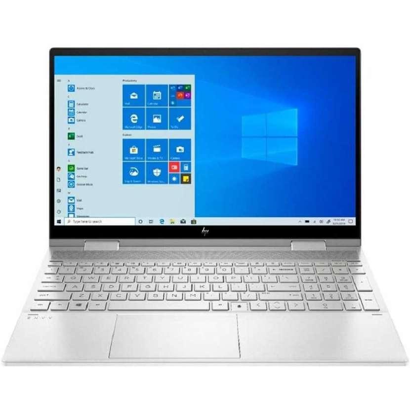 Notebook HP Envy 15-DR1070WM X360 i5-10210U Silver - 1
