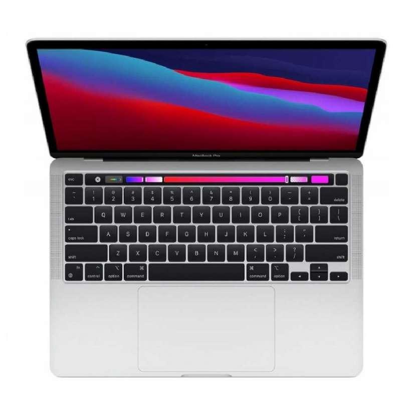 Nb macbook pro m1/8gb/256ssd 2020 silver myda2ll/a - 0