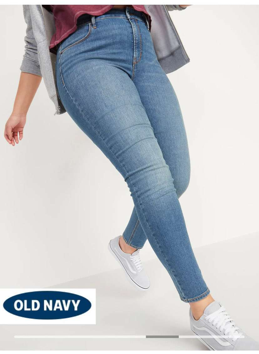 Jeans Old Navy - 0
