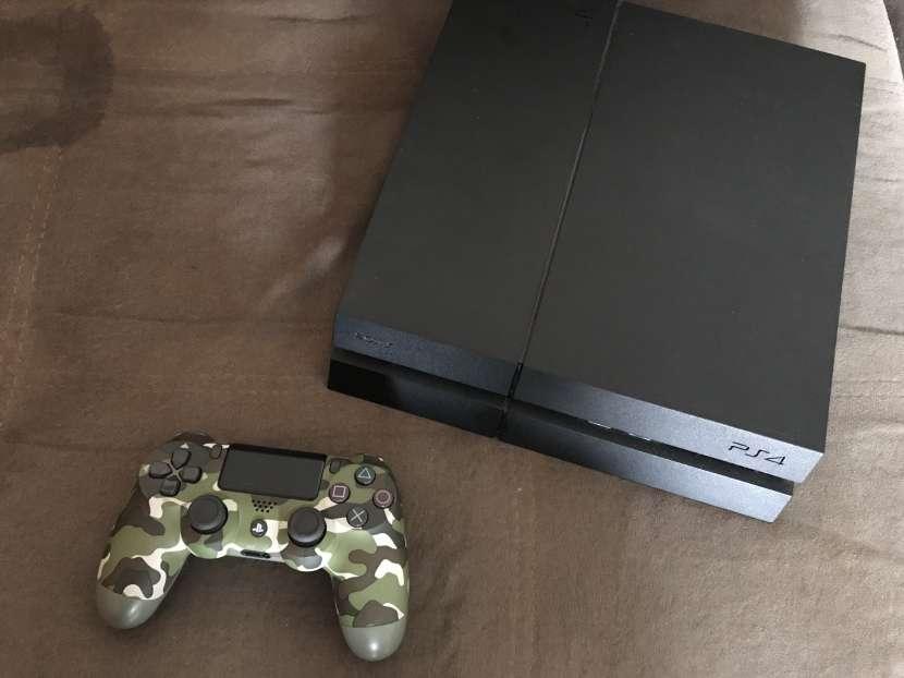 PlayStation 4 de 1TB - 0