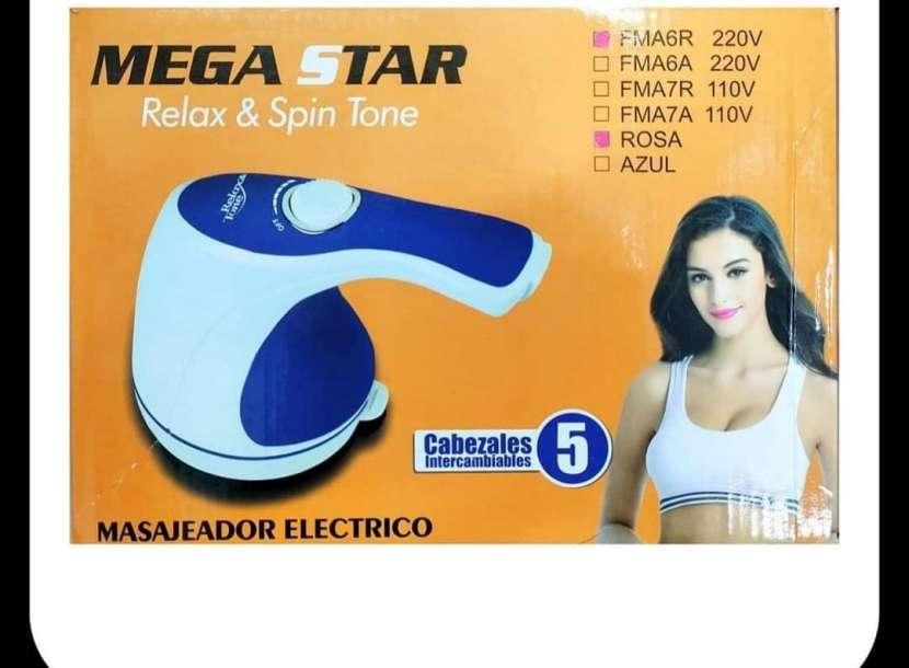 Masajeador eléctrico Mega Star - 0