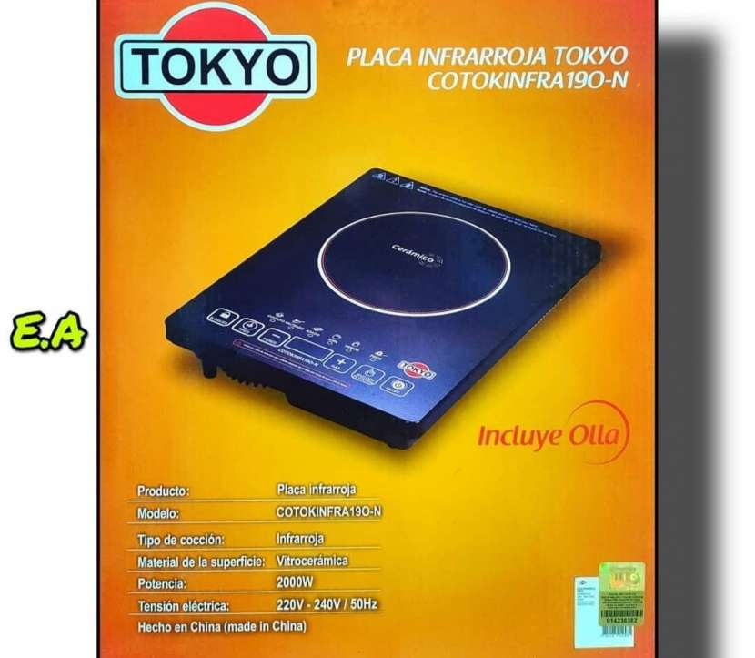 Placa infrarroja Tokyo - 0