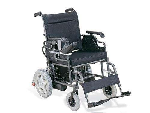 Silla de ruedas motorizada todo terreno - 0