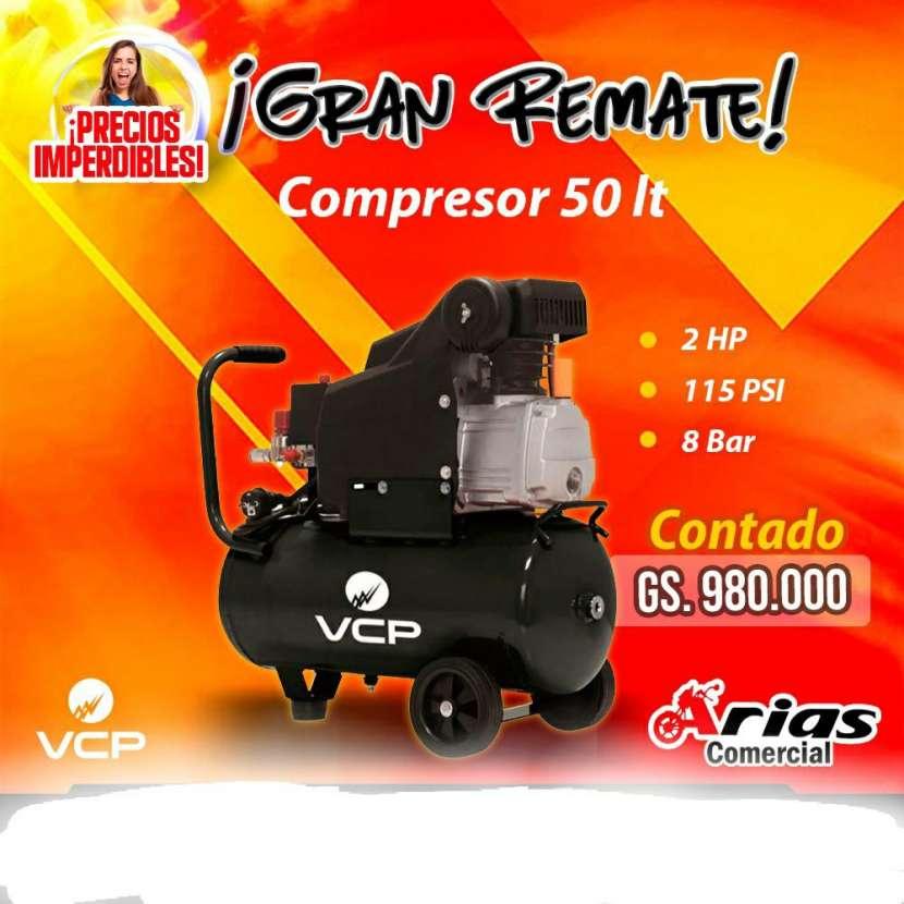Compresor 50 litros - 0